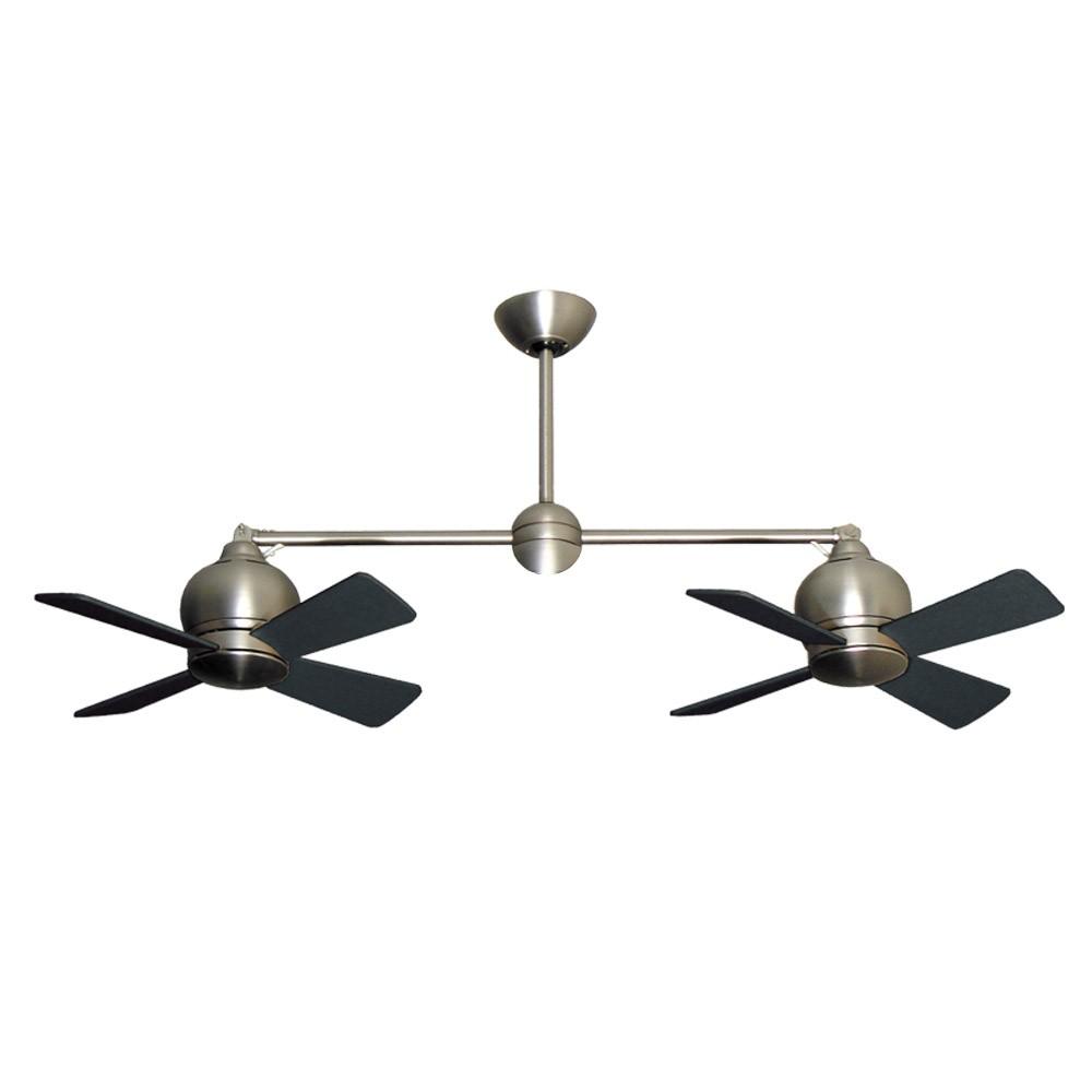 Metropolitan Dual Motor Ceiling Fan