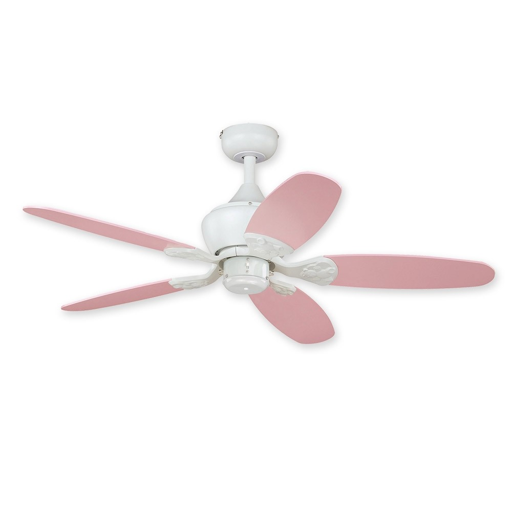 44 Quot Alex Ceiling Fan By Vaxcel F0035 Formerly Named Pink
