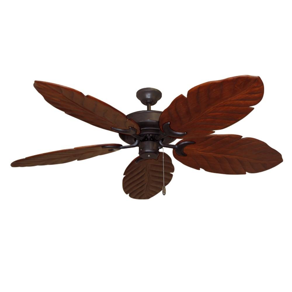 Oil Rubbed Bronze Raindance 100 Series Ceiling Fan Real