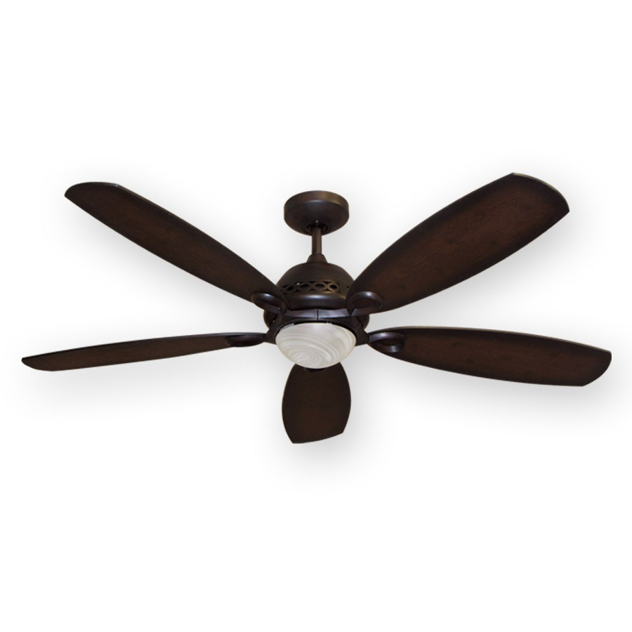 Gulf Coast 52 Ramsey Ceiling Fan W Light