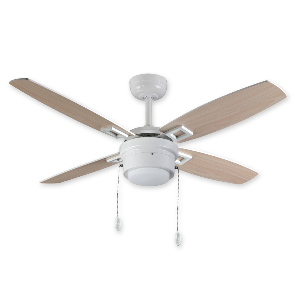 "42"" TroposAir Sprite Ceiling Fan W/ Integrated Light"