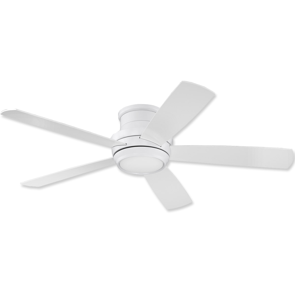 Craftmade Tempo Hugger Low Profile Tmph52w5 52 Led Ceiling Fan