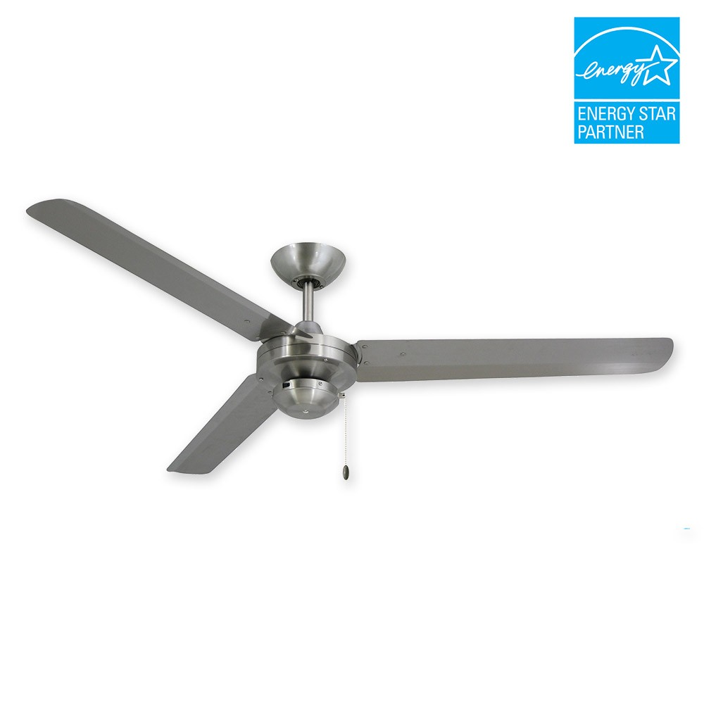 fan troposair of with att brushed nickel ceiling photo fans x dc usage amazing industrial