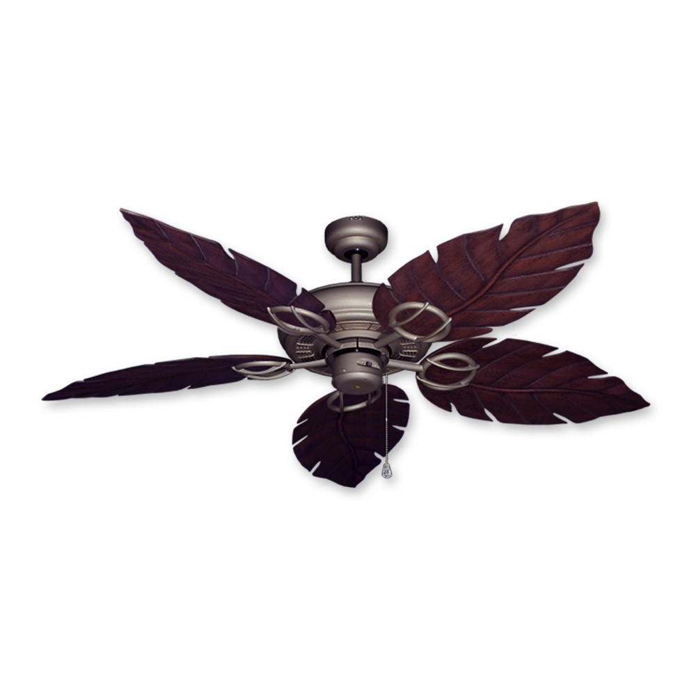 Gulf Coast Fans Trinidad Ceiling Fan In Antique Bronze W