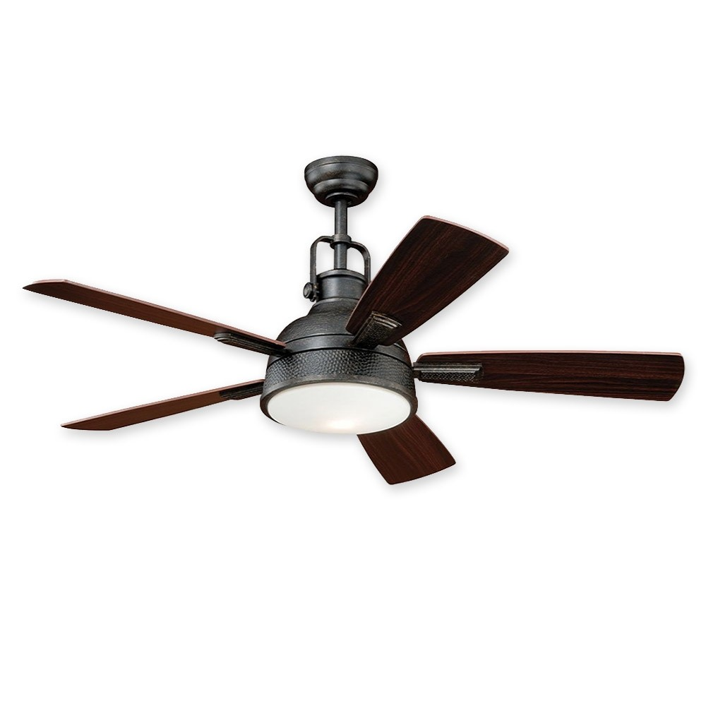 52 Quot Walton Ceiling Fan By Vaxcel F0033 Farmhouse Rustic