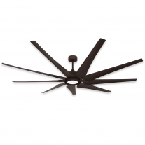 "82"" Liberator Ceiling Fan w/ LED Light by TroposAir - Our Most Powerful Model - Oil Rubbed Bronze"