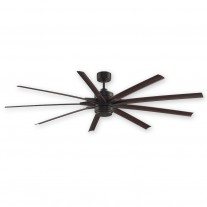 "84"" Fanimation Odyn Ceiling Fan - FPD8149DZW - Dark Bronze"