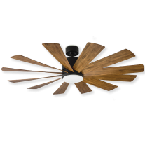 "Modern Forms 60"" Windflower Ceiling Fan 