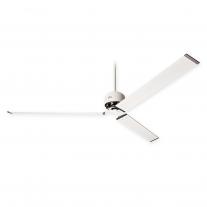 """3 Blade Large 96"""" Hunter HFC-96 Ceiling Fan - Model 59132 - Fresh White"""