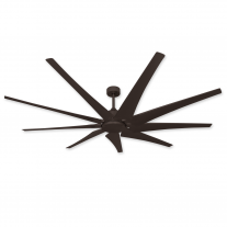 "72"" Liberator Ceiling Fan by TroposAir - Our Most Powerful 72 Inch Model - Oil Rubbed Bronze"