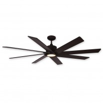 "60"" TroposAir Northstar Modern DC Ceiling Fan w/ Integrated LED Light - Oil Rubbed Bronze"