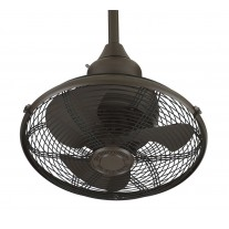 Fanimation Extraordinaire Oscillating Ceiling Fan - OF110OB - Oil Rubbed Bronze