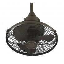 Fanimation Extraordinaire Oscillating Ceiling Fan - OF110OB - Oil Rubbed Bronze