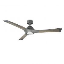 "60"" Modern Forms Woody Ceiling Fan / FR-1814-60L-GH/WG"