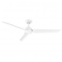 """62"""" Roboto Ceiling Fan - FR-W1910-62-MW - Matte White"""