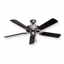Raindance Wet Rated Ceiling Fan - Black Blades