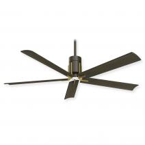 """60"""" Minka Aire Clean Ceiling Fan - F684L-ORB/TB"""