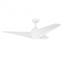 "Craftmade 56"" Freestyle Ceiling Fan - FRE56W3 - White"