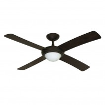 Gulf Coast Luna Ceiling Fan - Weathered Brick