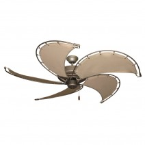Raindance Nautical - Antique Bronze - Khaki Blades