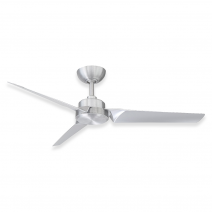 "52"" Roboto Ceiling Fan - Brushed Aluminum"