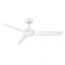 """52"""" Roboto Ceiling Fan - FR-W1910-52-MW - Matte White"""