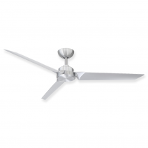 "62"" Roboto Ceiling Fan - Brushed Aluminum"