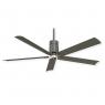 "60"" Clean Ceiling Fan by Minka Aire - F684L-GI/BN"