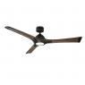 "60"" Modern Forms Woody Ceiling Fan / FR-1814-60L-BZ/DW"