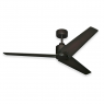 "52"" Reveal Ceiling Fan - Distressed Hickory Blades (shown with light cover)"