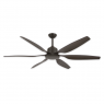 "66"" Titan II Ceiling Fan by TroposAir - Oil Rubbed Bronze"