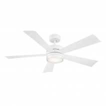 """52"""" Wynd Ceiling Fan - Modern Forms FR-W1801-52L-MW"""