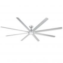 "120"" Hydra Ceiling Fan in Titanium Silver - Modern Forms Fans"