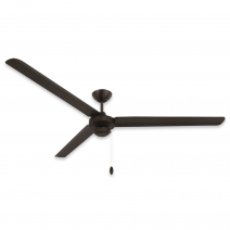 "72"" Troposair Tornado Outdoor Ceiling Fan - Oil Rubbed Bronze"