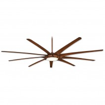 Minka Aire Ninety-Nine Ceiling Fan - Distressed Koa - F899L-DK