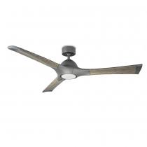 """60"""" Modern Forms Woody Ceiling Fan / FR-1814-60L-GH/WG"""