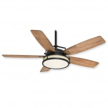 Casablanca Caneel Bay Ceiling Fan - 59113 Aged Steel