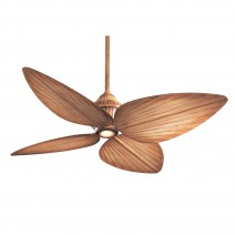 Gauguin Ceiling Fan by Minka Aire - Bahama Beige Finish