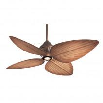Gauguin Ceiling Fan by Minka Aire - Oil Rubbed Bronze