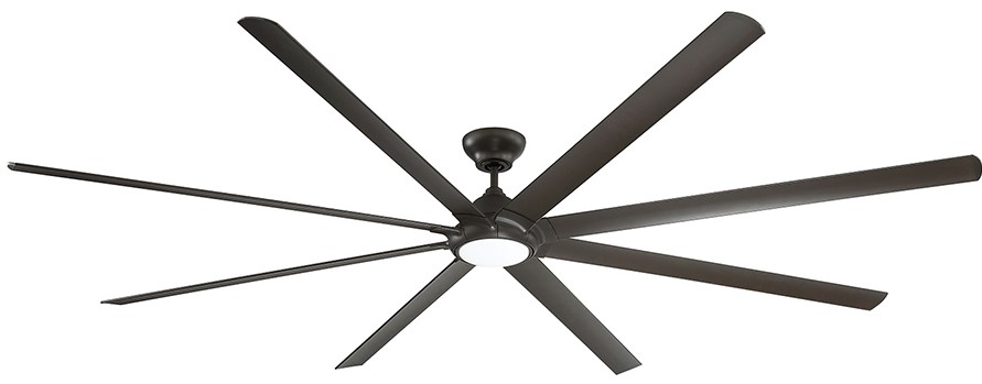 Bronze Hydra 120 Inch Smart Fan by Modern Forms