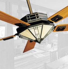 mission ceiling fans